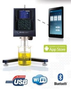Tablet Viscosimetro Fungilab EVO EXPERT