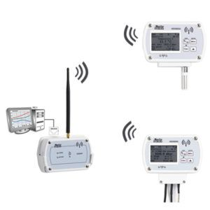 Datalogger Wireless Radio Delta Ohm Torino