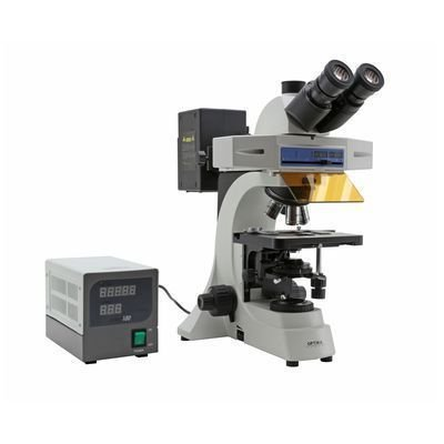 Microscopi Fluorescente OptikaB 500TiFL Geass