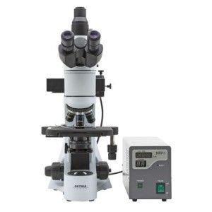 Microscopio Fluorescente OptikaB 383FL Geass