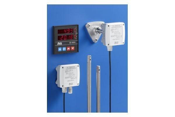 Trasmettitore CO2 Delta Ohm HD37BT