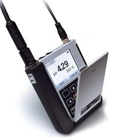 Protezione display phmetro Knick portavo 904 Atex