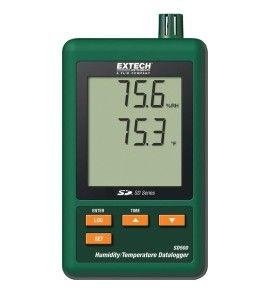 Datalogger temperatura e umidita Extech SD500