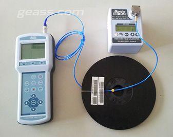 Calibratore-Vibrometro Delta Ohm HD2060 calibrazione Corpo intero-geass
