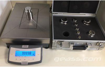 laboratorio Verifica periodica bilance metriche geass torino