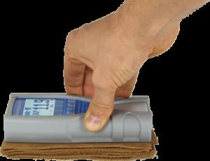 Misuratore umidita Cuoio Pelle Igrometro Shaller LM6