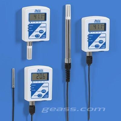 Minidatalogger Delta Ohm HD208 Temperatura Umidita Geass