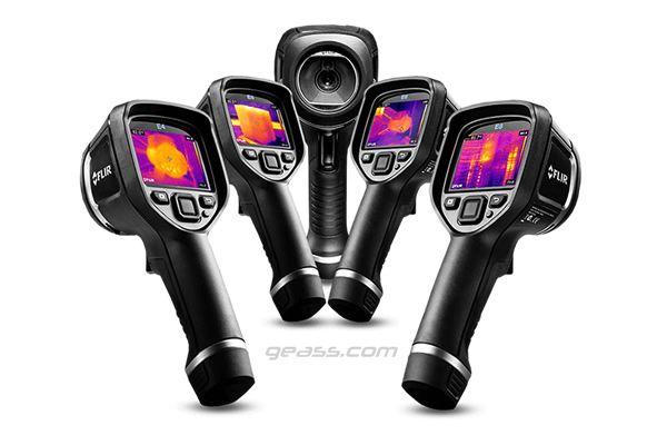 Termocamere a infrarossi Flir E4 E5 E6 E8 geass