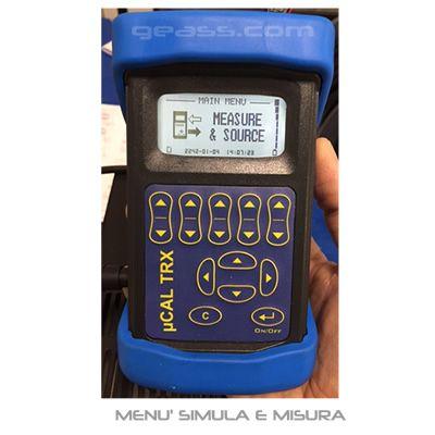 Calibratore TRX Simula e misura geass torino