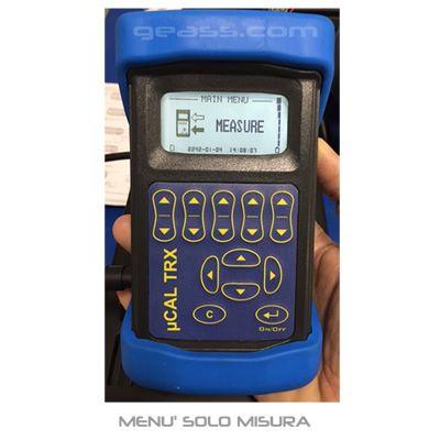 Calibratore TRX solo misura geass torino
