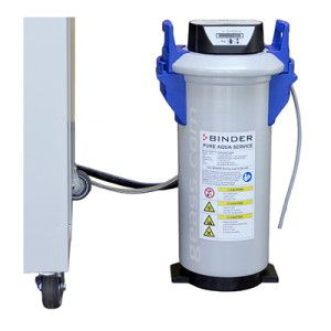 Sistema di purificazione acqua per camere climatiche Binder