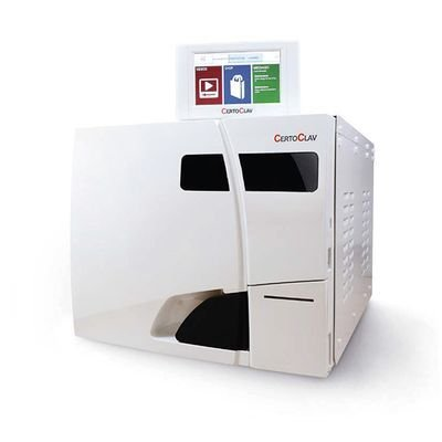 Autoclave Certoclav Vacuum Pro Geass