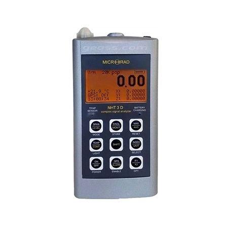 Strumento misura compatibilita elettromagnetica microrad NHT3D geass