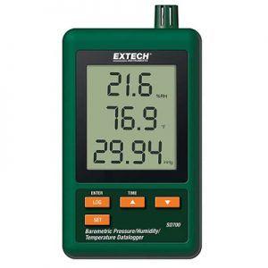 Datalogger Temperatura umidita barometro Extech SD700 Geass Torino