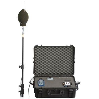Kit analisi acustica per locali Ntek Geass