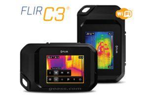 Termocamera Flir C3 Compatta touch screen geass Torino