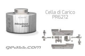 Nuova Cella di carico Minebea Intec PR6212 e kit montaggio geass