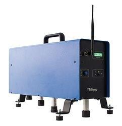 Macchina del calpestio misura isolamento acustico pavimentazioni