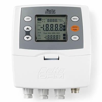 Datalogger di temperatura e umidità Delta Ohm modello HD2817