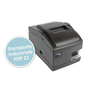 Stampante per bilance industriali Minebea Intec YDP21 Torino