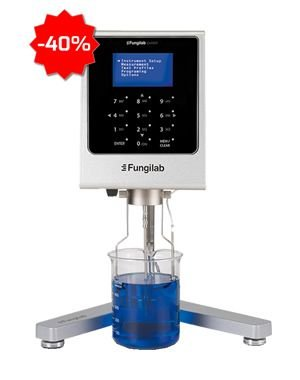 Viscosimetro Rotazionale Fungilab Expert Promo4