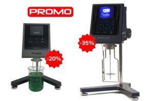 Promozione viscosimetri Fungilab prezzi 2018