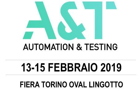 Fiera A&T 2019 Geass Torino Oval Lingotto Automation & Testing