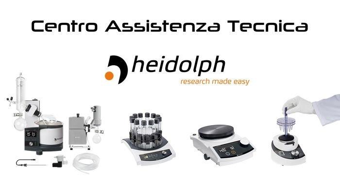 Geass Centro Assistenza Tecnica Heidolph