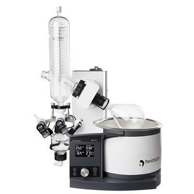 Evaporatore rotante Heidolph serie Hei-vap Advantage adatto per laboratorio