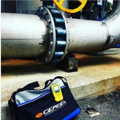 Rilevatore-gas-in-impianto-di-depurazione- rilevatore honeywell- portatile-geass-torino