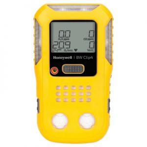 Rilevatore di gas Honeywell - BW Clip 4- Geass-Torino-DPI