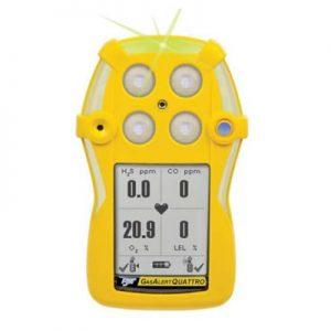 Rilevatore di gas Honeywell - Gas Alert 4 - Geass-Torino-DPI