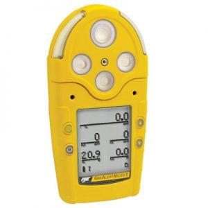 Rilevatore di gas Honeywell - Gas Alert Micro 5 IR - Geass-Torino-DPI