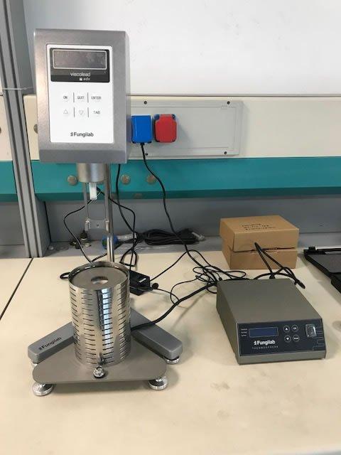 Viscosimetro Fungilab