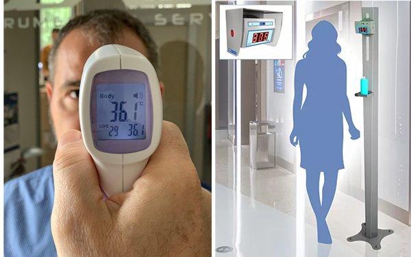 Corona Virus Misuriamo La Temperatura Con Le Termocamere Flir See more of mi termometro gt on facebook. corona virus misuriamo la temperatura