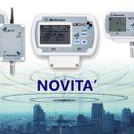 Datalogger Delta OHM LR35 NOVITA Geass Torino
