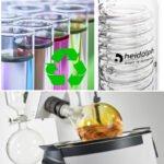 Recupero solventi con evaporatore rotante